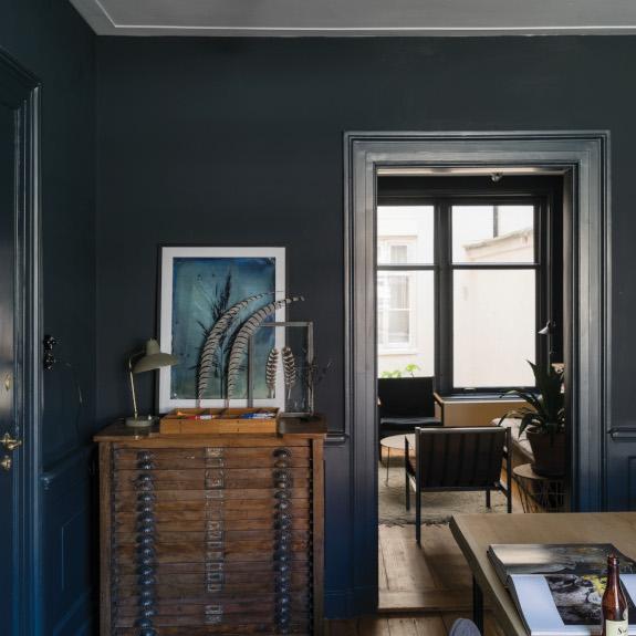rénovation maison par peintre décorateur